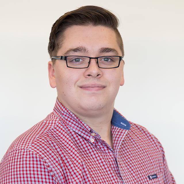 JEBCommerce Employee Profile - Andrew Ferguson