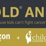 American Childhood Cancer Organization& Amazon GO GOLD®